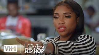 Marcus Forbids Brooke to Work with RoccStar 'Sneak Peek' | Love & Hip Hop: Hollywood - VH1