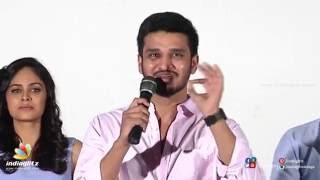 Ekkadiki Pothavu Chinnavada Teaser Launch    Nikhil, Hebah Patel, Nanditha Swetha, VI Anand - IGTELUGU