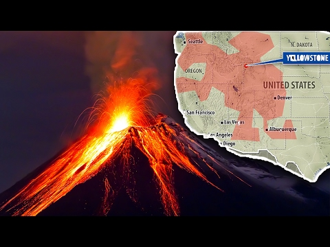 MASSIVE Lake of Molten Carbon The Size of Mexico Discovered Under The US