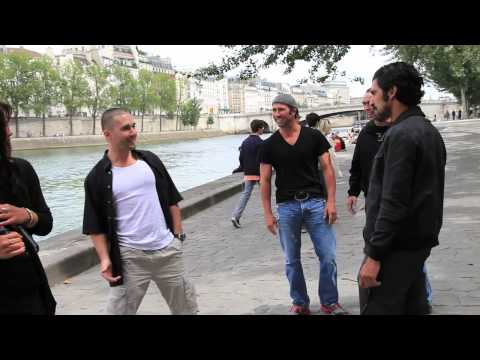 Bolt Cutters in Paris - Trailer