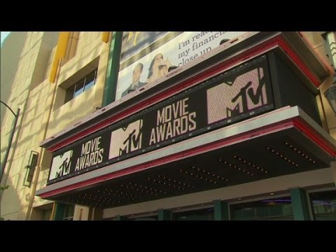 Red Carpet Report: MTV Movie Awards 2014