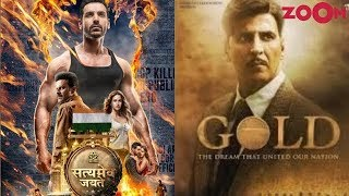 Both 'Satyameva Jayate' And 'Gold' Do Well At The Box Office | Bollywood News - ZOOMDEKHO