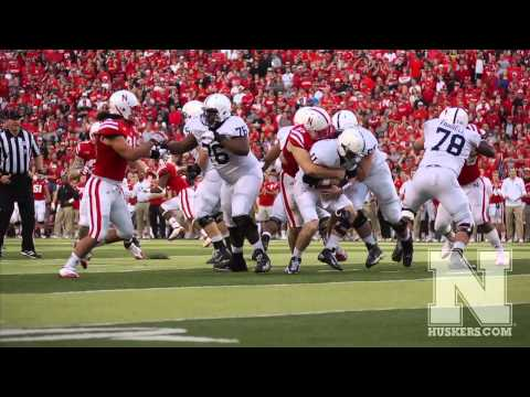 Nebraska Huskers vs Penn State Highlights - November 9, 2012