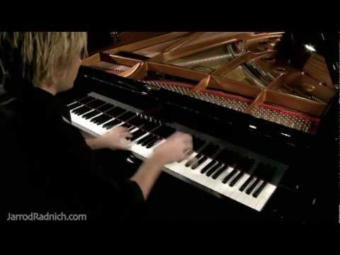 Jarrod Radnich - Incredible Piano Solo - Pirates