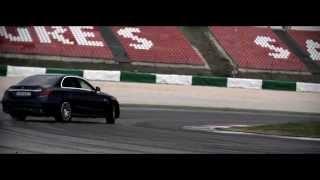 تجربة كريس هاريس الخاصة لمرسيدس C63 AMG الجديدة