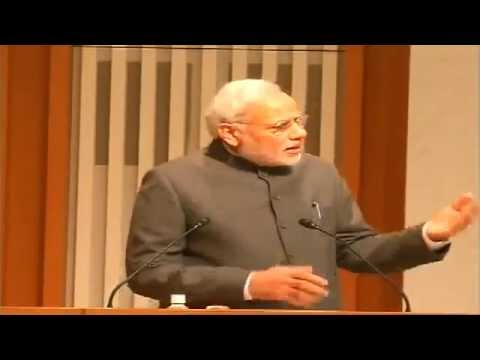 PM Narendra Modi Keynote address at Business Luncheon in Tokyo, Japan