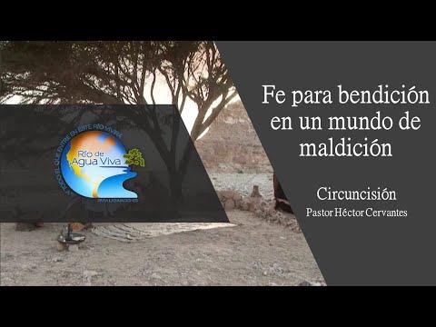 Fe para bendición en un mundo de maldición: Circuncisión, 1 de febrero 2015.