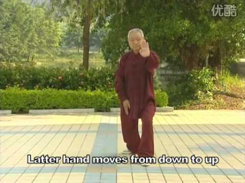Master Hu XiuQun Demonstrates XinYi LiuHe