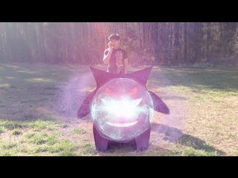 Pokemon Battle in Real Life