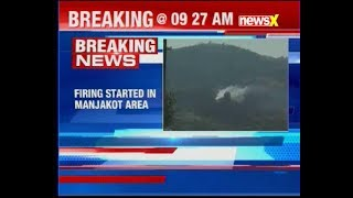 J&K: Second ceasefire violation in a day by Pakistan troops in Manjakot area of Rajouri district - NEWSXLIVE