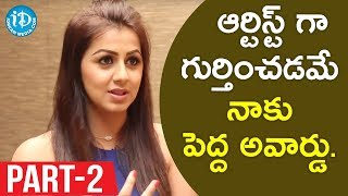Actress Nikki Galrani Exclusive Interview Part #2 || Talking Movies With iDream - IDREAMMOVIES