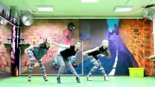 Go-go Dance / Inna Apolonskaya choreography / Last Cristmas