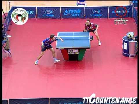 Kuwait Open: Quentin Robinot-Kiryl Barabanov
