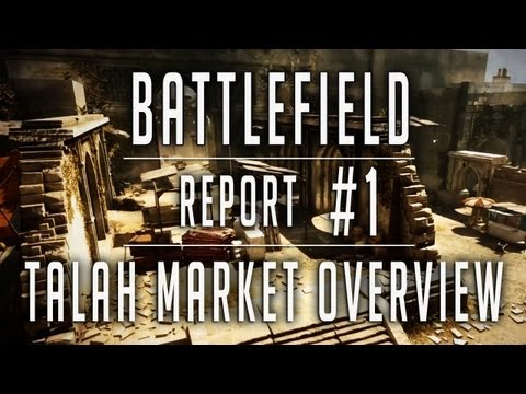 Talah Market Overview | Battlefield 3: Aftermath | Battlefield Report