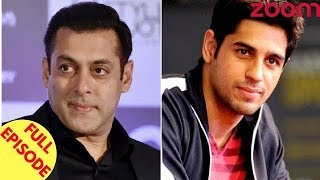 Salman Khan To Have A Cameo In 'Loveratri'? | Sidharth Not Getting Producers For His Next & More - ZOOMDEKHO