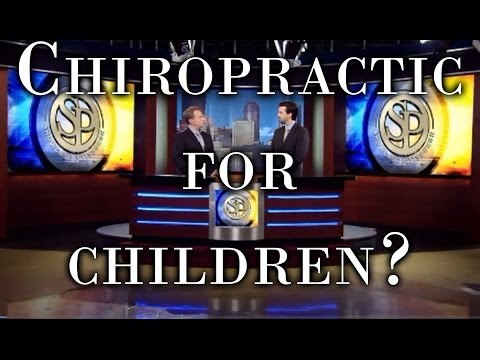 Upper Cervical Chiropractic & Children? An interview with Dr. Ian Bulow