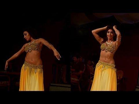 Full Improvisation Belly Dance Performance By Jennifer of Orlando, FL!