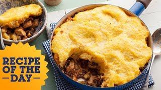 Chicken Tamale Pie | Food Network - FOODNETWORKTV