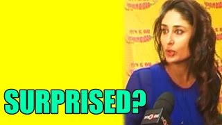 Kareena Kapoor's SURPRISING reaction for 'Shuddhi'! | Bollywood News