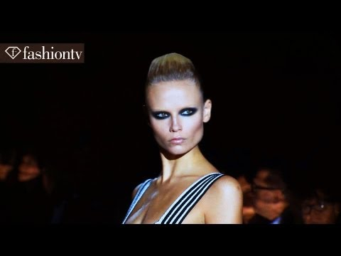 Gucci: First Look - Milan Fashion Week Spring 2012 MFW | FashionTV - FTV