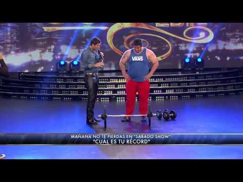 Showmatch 2012 - Marcelo Tinelli en una prueba de fuerza imperdible