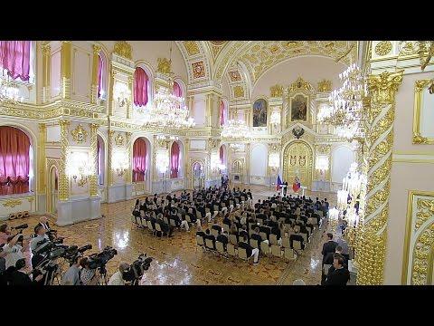 27.07.2016 В.Путин. Встреча с олимпийской сборной России