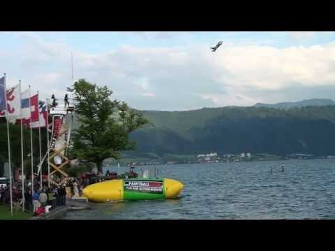 Blob Jump Official Guinness World Record