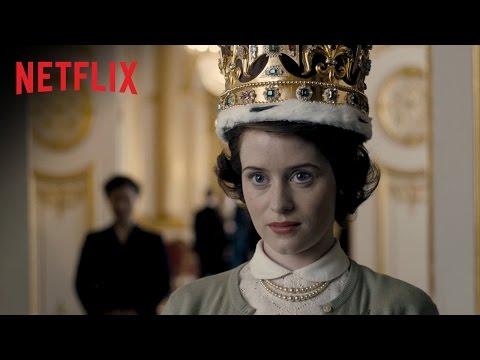 """Materiał filmowy z 1. sezonu serialu """"The Crown"""""""