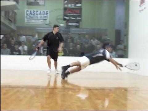 2011 NW Racquetball Regional Championship Highlights