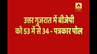 Exit Poll of 30 journalists shows massive lead with 34 seats to BJP in North Gujarat - ABPNEWSTV
