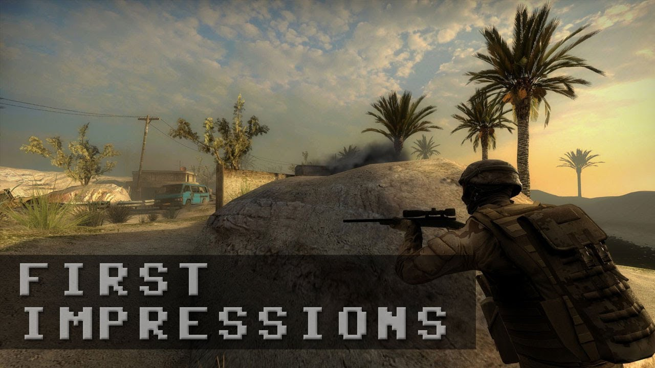 Insurgency Gameplay | First Impressions HD