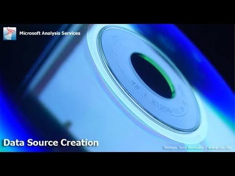 Analysis Services - 02 Data Source Creation
