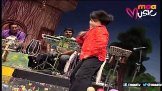Super Singer 2 Episode 2 : NSP Dancing To NTR's Song - MAAMUSIC