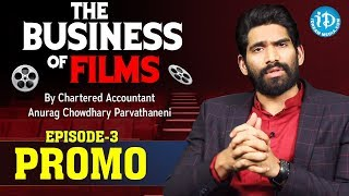 The Business Of Films Episode 3 Promo | Income Tax Raid | By Chartered Accountant Anurag Chowdhary - IDREAMMOVIES