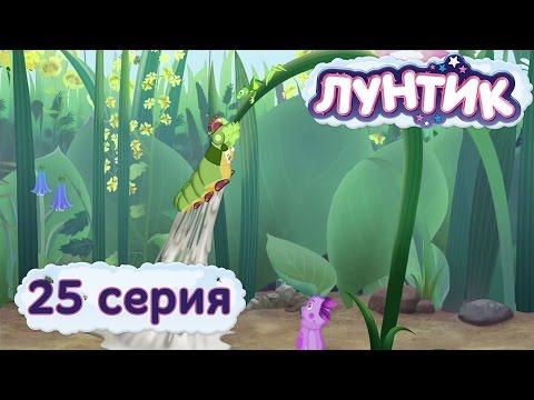Кадр из мультфильма «Лунтик : 25 серия · Клей»