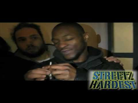 StreetzHardest TV TIMBAR Freestyle