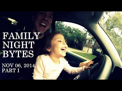 Family Night Bytes - Thursday Nov 06, 2014 Part I