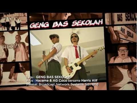 [MTV] Hazama & AG Coco - Geng Bas Sekolah