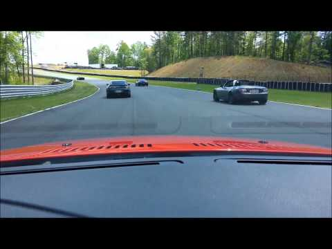 Atlanta Motorsports Park 4-29-13 Track Day e36 M3