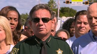 Broward County officials give update on Florida school shooting | ABC News - ABCNEWS