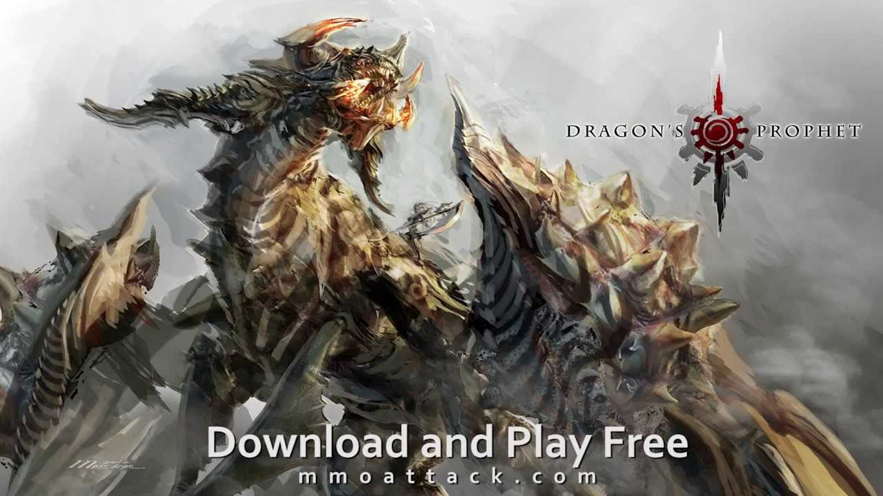 Dragon's Prophet Launch Interview (October 2013)