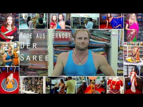 Mode aus Fernost - Der Saree