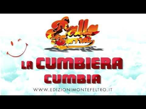 LA CUMBIERA - CUMBIA - BALLA E SORRIDI Vol.1 - basi musicali - ballo di gruppo