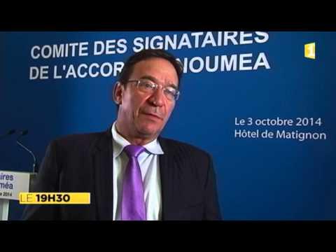 Comité des signataires : La position de Calédonie Ensemble - 04-10-2014