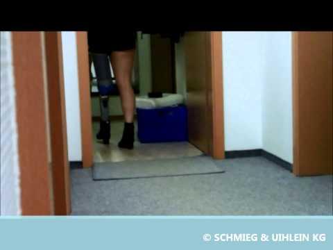 Knieex Prothese RHEO Knie mit 4cm Absatz