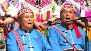 第一屆「風起原舞‧樂動臺東」原住民樂舞競賽-決賽