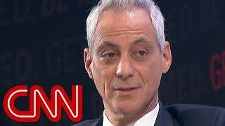 Rahm Emanuel on Trump's attacks, fixing education | CITIZEN by CNN - CNN