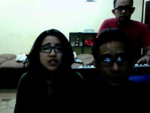 Athina Nelwan feat Monte - Because of you (cover)