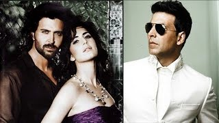 Akshay Kumar's prank, Katrina Kaif upset with 'Bang Bang' makers!