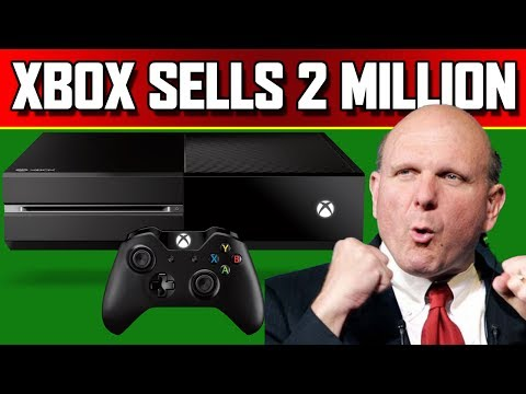 Microsoft Sells 2 Million Xbox Ones